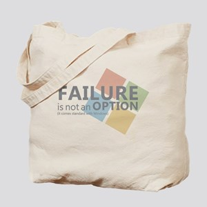 Failure is not an Option (It comes standard with W