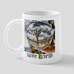 """Earth Day"" Mug"