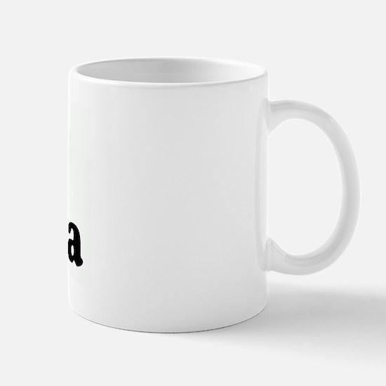 I Love Marina Mug