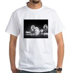 Playland by Night White T-Shirt