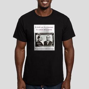 Al Capone Ash Grey T-Shirt