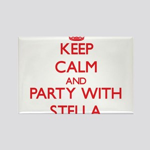 Keep Calm and Party with Stella Magnets