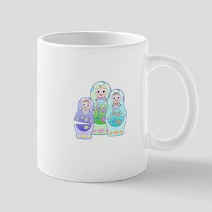 Russian Dolls Mug