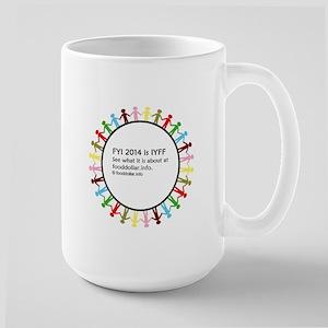 FYI IYFF Large Mug
