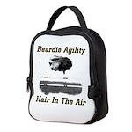 Beardie Agility: Hair In The Air