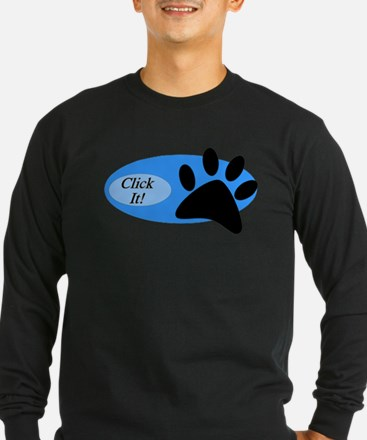 Clicker Long Sleeve T-Shirt