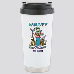 whatt Stainless Steel Travel Mug