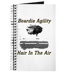 Beardie Agility: Hair In The Air Journal