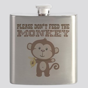 Please Dont Feed Monkey Flask