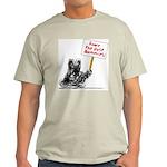 Save the Dust Bunnies! Light T-Shirt