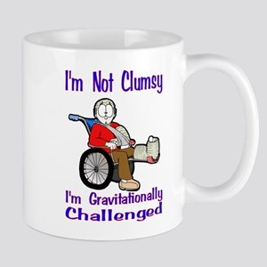 Im not Clumsy Mugs