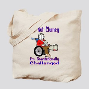 Im not Clumsy Tote Bag