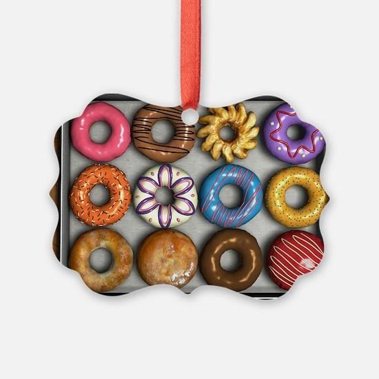 Box of Doughnuts Ornament