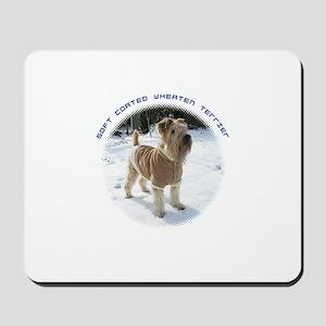 Soft Coated Wheaten Terrier Mousepad