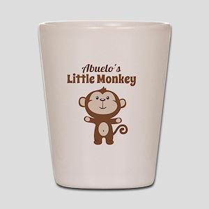 Abuelos Little Monkey Shot Glass
