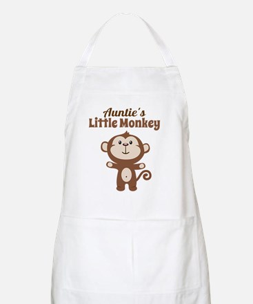 Aunties Little Monkey Apron