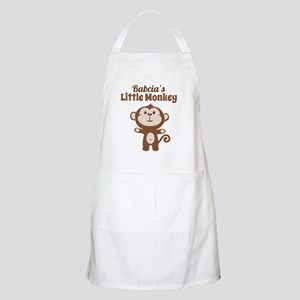 Babcias Little Monkey Apron