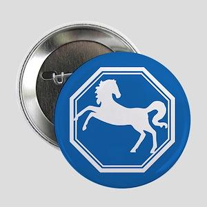"""Horse 2.25"""" Button"""