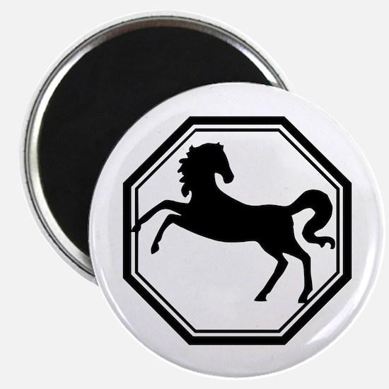 "Horse 2.25"" Magnet (10 pack)"