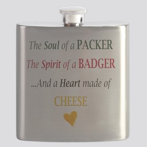 From Wisconsin Flask