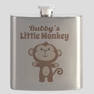 Bubbys Little Monkey Flask