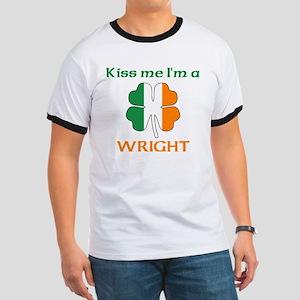 Wright Family Ringer T
