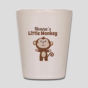 Nonnas Little Monkey Shot Glass