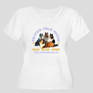 TSCR 1 Plus Size T-Shirt
