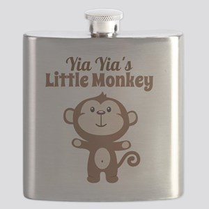 Yia Yias Little Monkey Flask