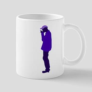 street busker Mug
