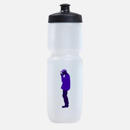 Unique Jazz blues Sports Bottle