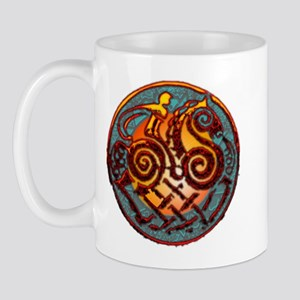 Odin, Odhin, god of the hunt Mug