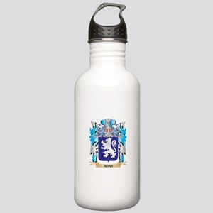Adan Coat Of Arms Water Bottle