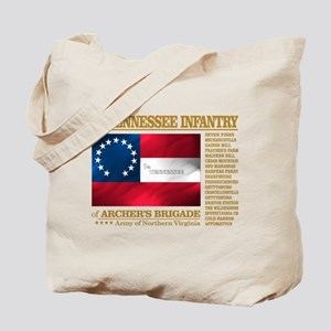 7th Tennessee Infantry (BH2) Tote Bag