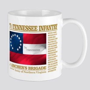 7th Tennessee Infantry (BH2) Mugs