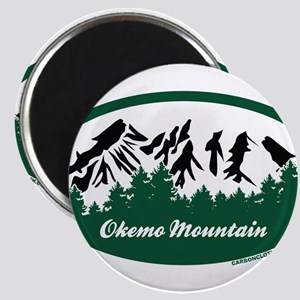 Okemo Mountain State Park Magnets