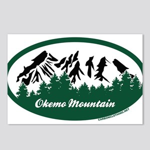 Okemo Mountain State Park Postcards (Package of 8)