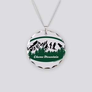 Okemo Mountain State Park Necklace