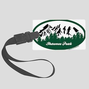 Shawnee Peak State Park Luggage Tag