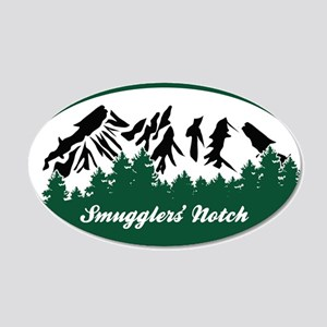 Smugglers Notch State Park Wall Decal