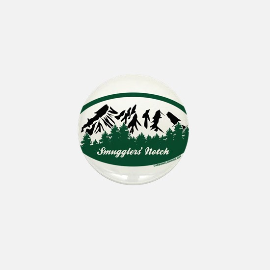 Smugglers Notch State Park Mini Button