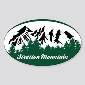 Stratton Mountain State Park Sticker