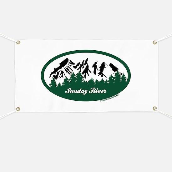 Sunday River State Park Banner