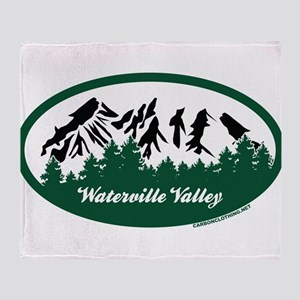 Waterville Valley State Park Throw Blanket