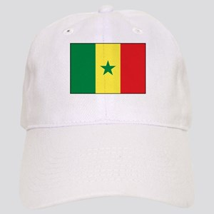 Senegal Flag Cap