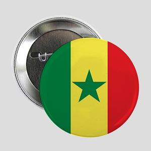 """Senegal Flag 2.25"""" Button"""