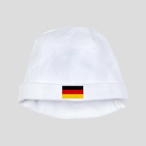 German Flag Baby Hat
