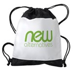 New Alternatives Drawstring Bag