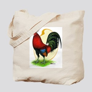 Red Gamecock3 Tote Bag