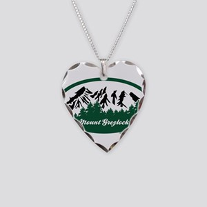 Mountain Creek State Park Necklace Heart Charm